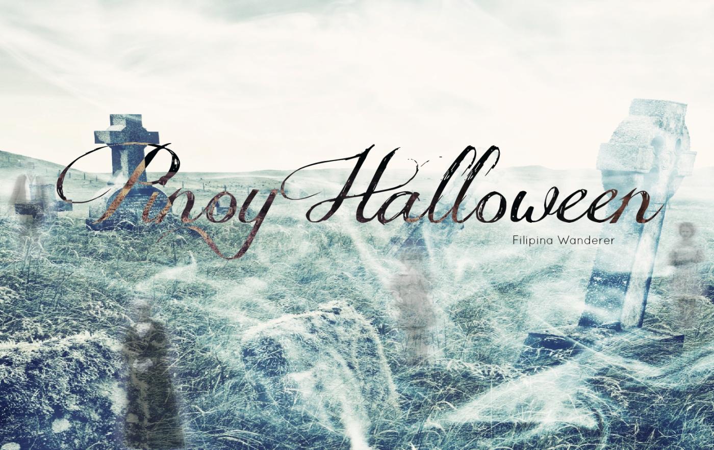 pinoy halloween