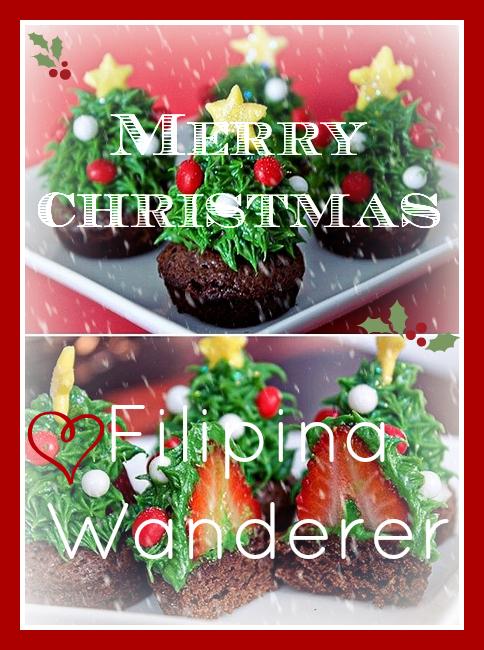 Christmas Filipina Wanderer