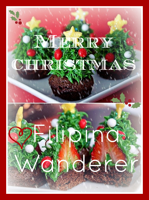 Christmas Filipina Wanderer
