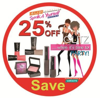 25% Wob Glitz