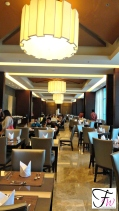 Inside Cafe Eight