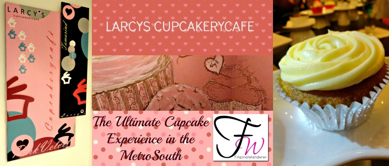 Larcy's Cupcakery Cafe