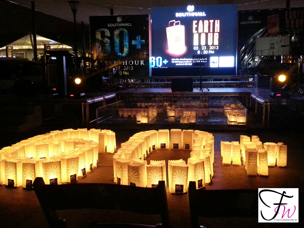 Earth hour 1
