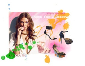 Zalora Summer Shoes