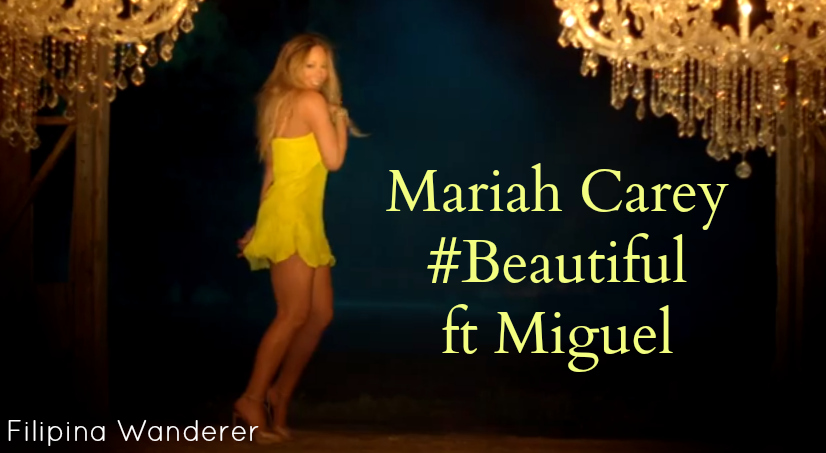 Mariah Carey #Beautiful featuring Miguel