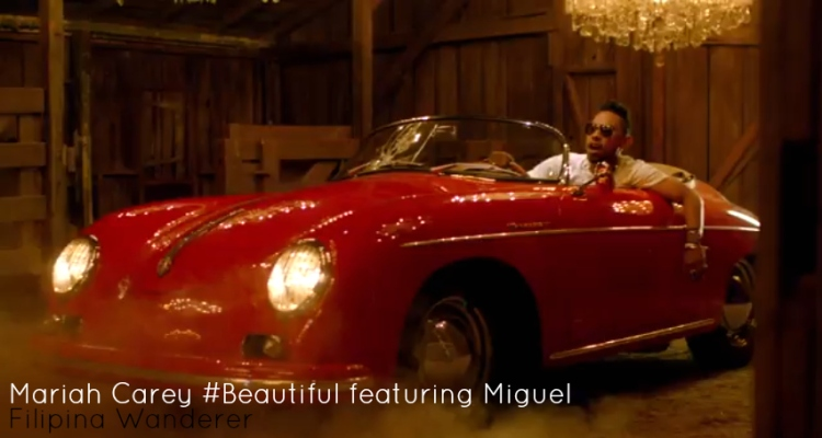 Mariah Carey #Beautiful featuring Miguel  2