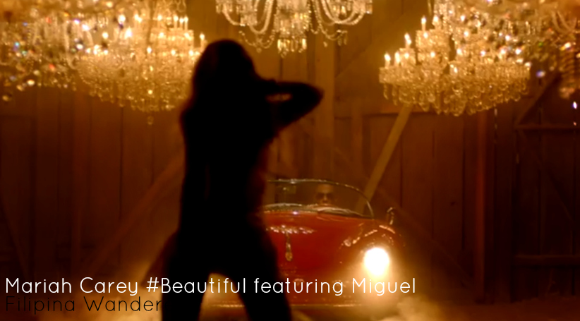 Mariah Carey #Beautiful featuring Miguel 4