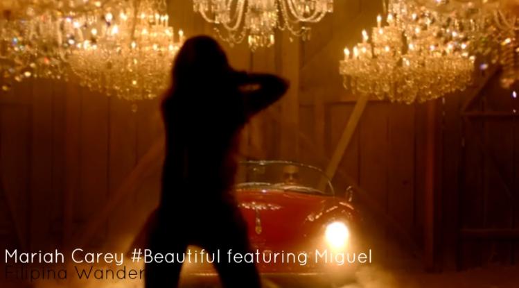 Mariah Carey #Beautiful featuring Miguel 4