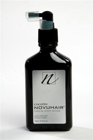 Novuhair Topical Scalp Lotion