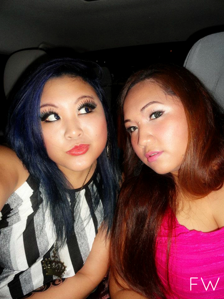 Robbyn and Cher