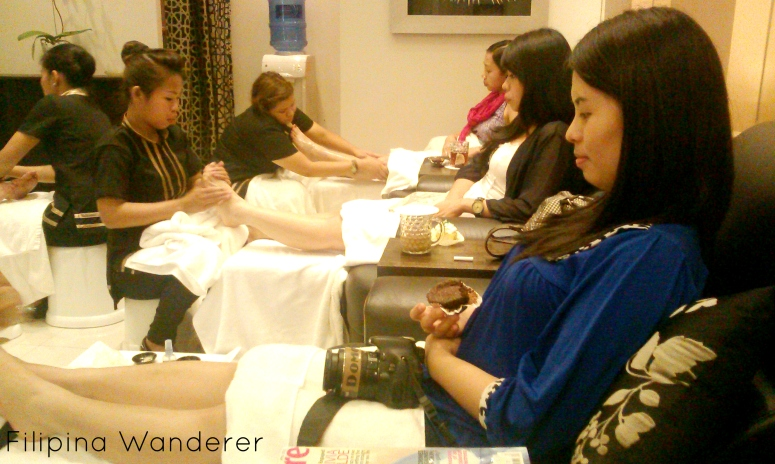 Luxe Aura Bloggers Party