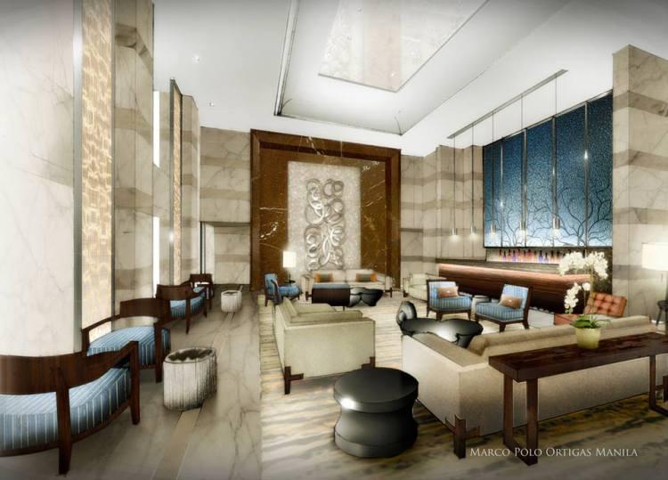 Connect Lounge Marco Polo Ortigas Manila