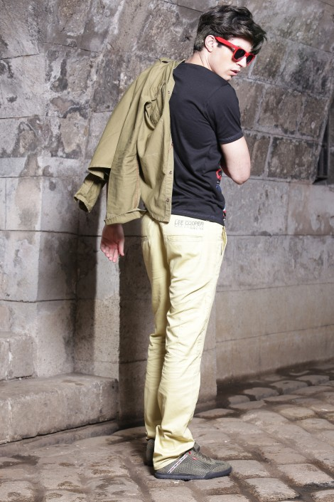 lee cooper urban chino 3